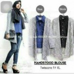 handstood blouse katun