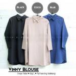 vinny blouse katun