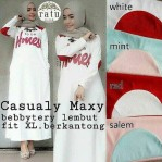 casualy dress spandek