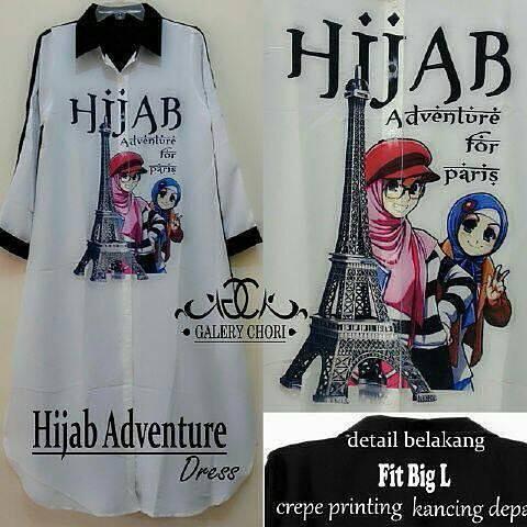 hijab adventure