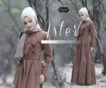 aster dress katun