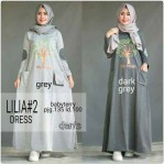 lilia dress babytery