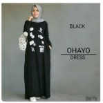 OHAYO DRESS SPANDEK