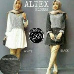 altex blouse katun