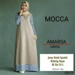 amarsha dress jersey super mix spandek
