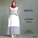 levina white babyterry mix katun