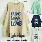 love love blouse katun