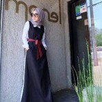 monella dress katun