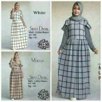 stevy dress katun
