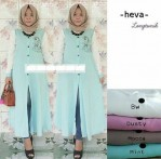 heva dress katun