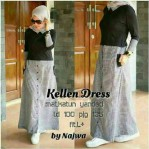 kellen dress katun