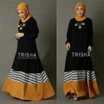 TRISHA BLACK DRESS JERSEY