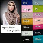 Syiria hoodie spandek
