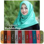 Pashmina platinum bubble pop