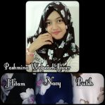 Pashmina wolpeach flower