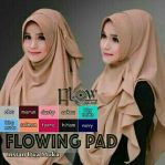 Flowing pad dua muka diamond