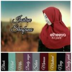 Instan shafana bubble pop by elheeya hijab