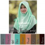 Instan saafia serut bubble pop by elheeya hijab