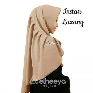 Instan lazany bubble pop COKSU by elheya hijab