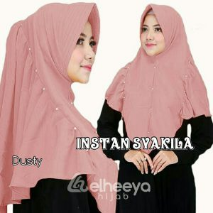 instan syakila diamond dusty by elheeya hijab