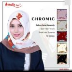segiempat chromic motif by azzura scarf