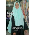 Cardy pita jumbo bubble pop by Elheeya Hijab