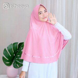 Grosir jilbab Simple List Standar