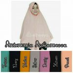 Khimar antemia azkiamecca bubble pop