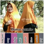Khimar yasmin diamond by elheeya hijab