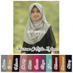 Instan alifa 2 face bubble pop by elheeya hijab