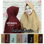 Instan dania bubble pop by elheeya hijab