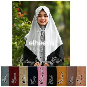 Instan nazwa rubi bubble pop by elheeya hijab