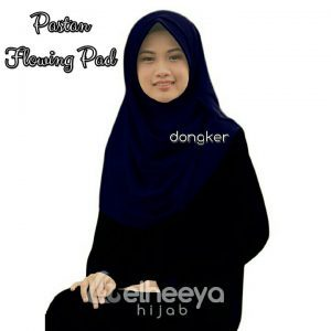 Pastan flowing pad bubble pop DONGKER by elheeya hijab