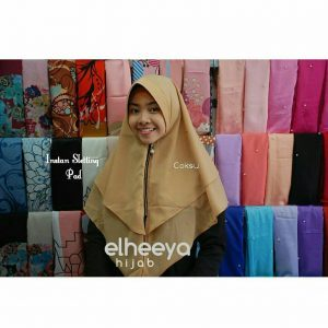 Instan sletting pad diamond by elheeya hijab