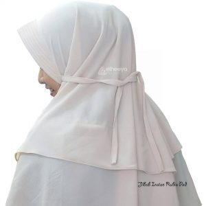 Jilbab instan rubiah pad bubble pop by elheeya hijab