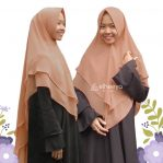 Khimar layer Millo by elheeya